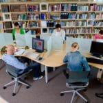 מנהלי ספריות