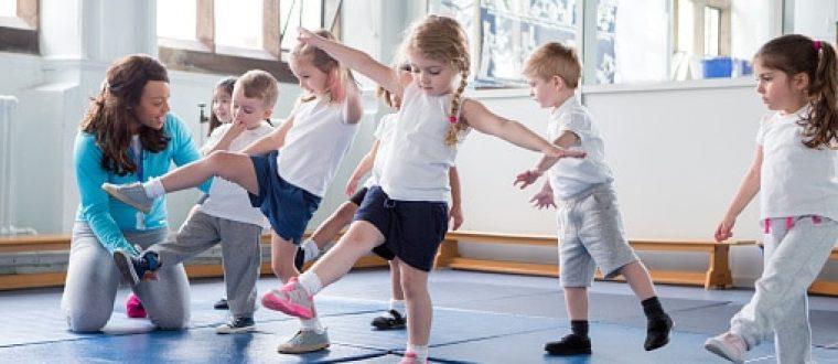 התנועה של הגוף כבסיס ללמידה בגיל הרך