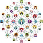מפגש קהילה ווירטואלית מקוונת